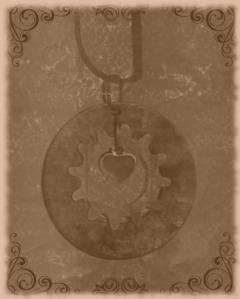Steampunk Alice Pendant b