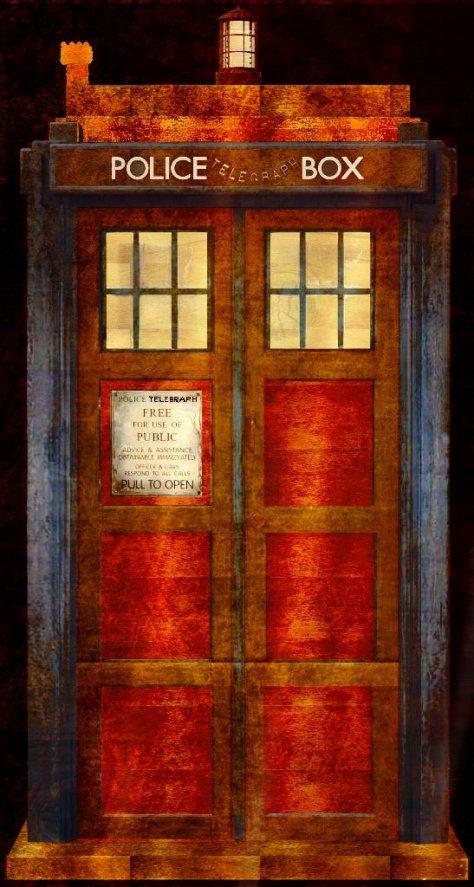 Prelim TARDIS